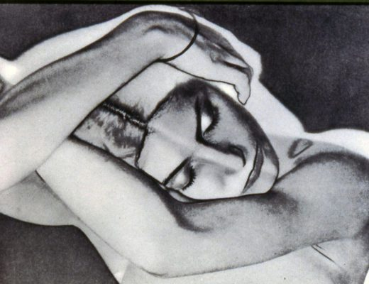 Sleeping Woman di Man Ray