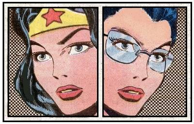 Wonder Woman is Diana Prince